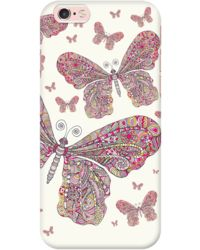 DailyObjects Butterfly Dance Case For iPhone 6s