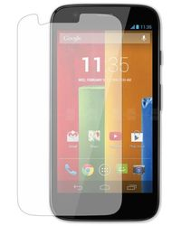 Molife Screen Guard for Motorola Moto G (M-SL-MT MOTO-G),  clear