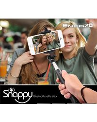 Snappy, bluetooth Selfie stick