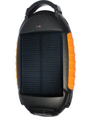 Solmate Flare Solar Charger Plus Lighting