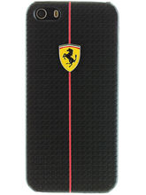 Ferrari Formula 1 Hard Back Iph 5/5S Case, Black