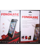 Fonokase Screen Guard For HTC Desire Hd (White)
