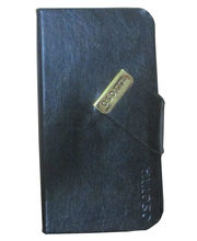 Callmate Osotta Magnetic Flip Case For IPhone 4/4S, Black