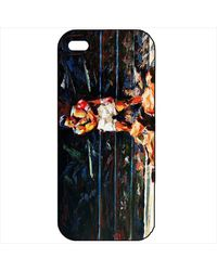 Snoogg Mobile Case Print Design - Beats Boy For Apple iPhone5 & 5S, multicolor