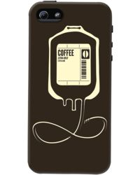 DailyObjects Coffee Transfusion Case For iPhone 5/5S