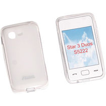 Ncase PFBC 8305CL Back Cover   Samsung S5222 Star III DUOS