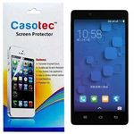 Casotec Tempered Glass Screen Protector for InFocus M330, clear
