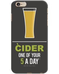 DailyObjects Cider Case For iPhone 6 Plus