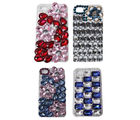 Callmate Bling Back Crystal Case For IPhone 4 & 4s, multicolor