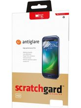 Scratchgard Anti Glare Screen Guard for Lenovo P780, clear