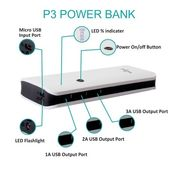 Callmate Power Bank P3 16800 mAh