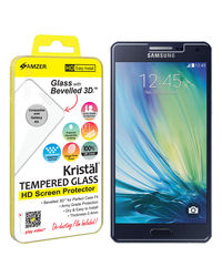 Amzer Kristal Tempered Glass HD Screen Protector for Samsung GALAXY A5 SM-A500F