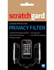 Scratchgard Privacy Filter Screen Guard for HTC Explorer A310e