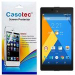 Casotec Tempered Glass Screen Protector for YU Yuphoria, clear