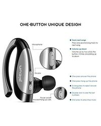 Picun T2 Bluetooth 4.1 In-ear Sports Earphone Headset With Microphone Heavy Bass For iPhone Samsung,  blue