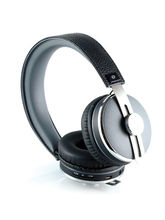 CLiPtec PBH402GY AIR-Leather Bluetooth 3.0 Wireless Stereo Headset, grey