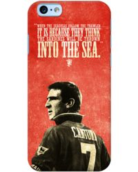 DailyObjects Cantona Grunge Case For iPhone 6