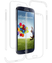 Amzer ShatterProof Screen Protector - Full Body - Samsung Galaxy S4 GT-I9500 (Clear)