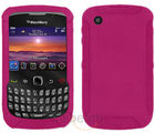 Amzer Silicone Skin Jelly Case - BlackBerry Curve 8520