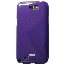 Molife back cover M MLP9165VL   Blackberry 8520