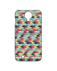 Snoogg Mobile Case Print Design - Aztec Pattern Digital Ray For Samsung S4, multicolor