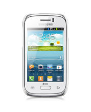Samsung Protective Cover For Galaxy Young, White