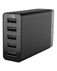 Anker 5-Port USB Charger with PowerIQ Technology