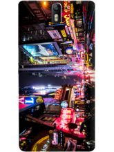 DailyObjects New York City Night Case For OnePlus ...
