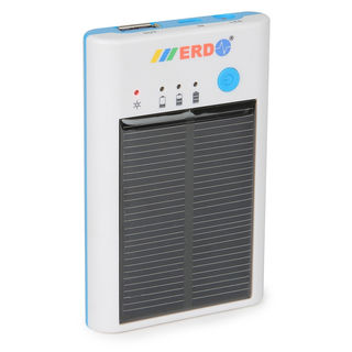 ERD 2500mAh Solar Power Bank