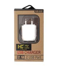 High Coins 2.1A & 3A USB to Micro Wall Charger