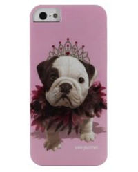 Teo Queen Hard Case for iPhone 5/5S,  pink