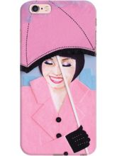 DailyObjects Girl With Umberella Case For IPhone 6...