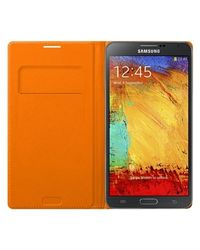 Samsung Flip Cover for Galaxy Note 3 SM-N9000,  orange