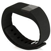 Callmate Wireless Activity Smart Bracelet,  black