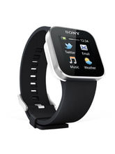 Sony Android SmartWatch MN-2 (Black)