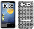 Amzer Luxe Argyle TPU Case - HTC HD7