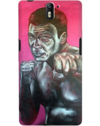 DailyObjects Cassius Clay Case For OnePlus One
