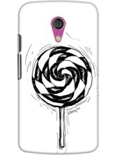 DailyObjects Lollipop Case For Motorola Moto G2