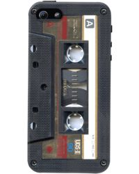 DailyObjects Cassette Gold Case For iPhone 5/5S