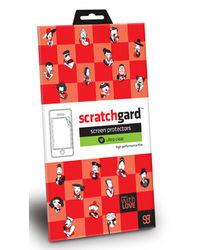 Scratchgard Clear Screen Protector For Apple iPhone 6 (4.7inch),  clear