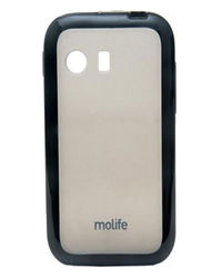 Molife Cover - Samsung-Galaxy Y S5360 Mobile (M-MLP9003), standard-black