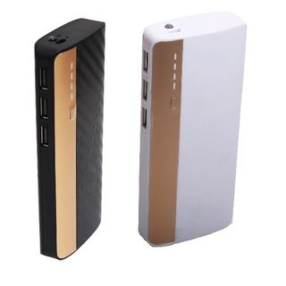Callmate-Plaid-13000mAh-3-USB-Port-Power-Bank