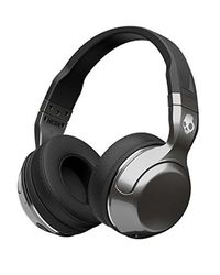 Skullcandy S6HBHY-516 Wireless Headphone, black silver