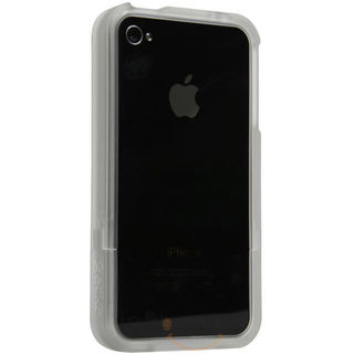 Gecko IPhone 4G Edge - Anti-Glare Guard (Grey)