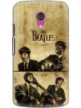 DailyObjects New The Beatles Case For Motorola Mot...