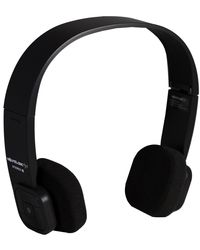 Sound Logic BFH-8-5538 Bluetooth Foldable Headset,  black