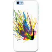 DailyObjects Colorful Peacock Case For iPhone 6