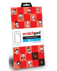 Privacy Filter Scratchguard Screen Protector For Apple iPhone 6 (4.7inch),  clear