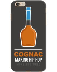 DailyObjects Cognac Case For iPhone 6 Plus