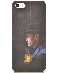 iAccy Dhoom 3 Aamir Case for iPhone 5/5S, multicolor
